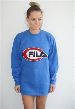 80's FILA Vintage Jumper/ Sweatshirt