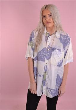 Lightweight Pattern Shirt GSS094