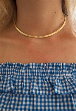 LEMONADE Gold Necklace