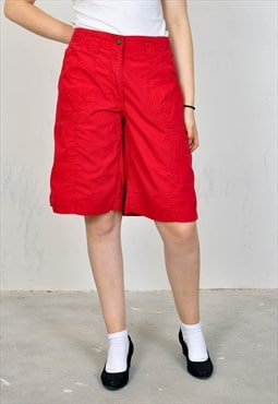 Vintage 90's shorts in red