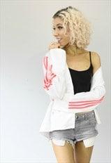 Vintage 90s Adidas Windbreaker Tracksuit Jacket