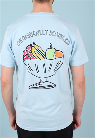 'FRUIT BOWL' ORGANIC COTTON T-SHIRT