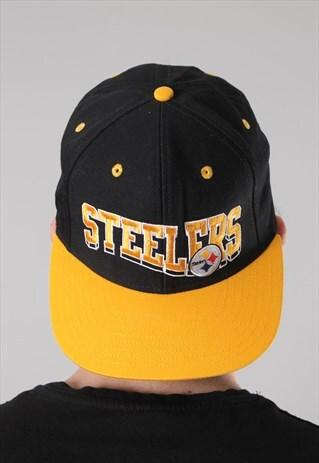 VINTAGE STEELERS BASEBALL CAP HAT