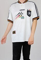 Vintage Adidas Germany Football T-Shirt