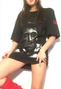 vintage 90s unisex scarface hip hop tshirt top
