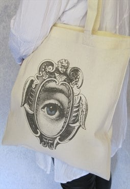 Surreal Eye Tote Bag