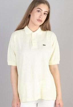 Vintage  90s lacoste polo shirt CGBLT009