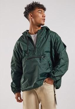 Vintage Gap 1/2 Zip Windbreaker Jacket