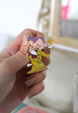 Brooch pins simple dwarf