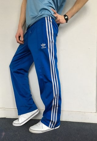 VINTAGE 90' OLDSCHOOL COOL UNISEX ADIDAS SWEAT TROUSERS