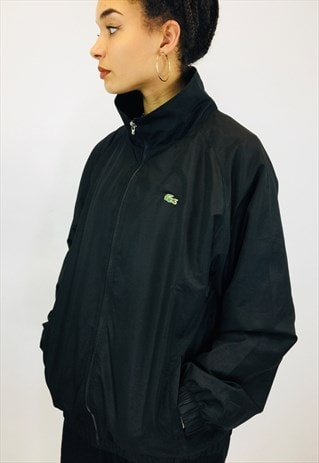 VINTAGE LACOSTE WINDBREAKER JACKET