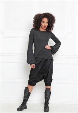 Baggy Shorts/ Plus Size Capris