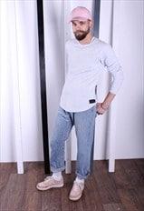 LEVI'S Vintage 90's Denim Light Blue Jeans. 501 Jeans