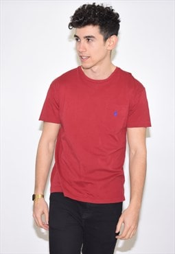 Vintage 90s Red Ralph Lauren T Shirt