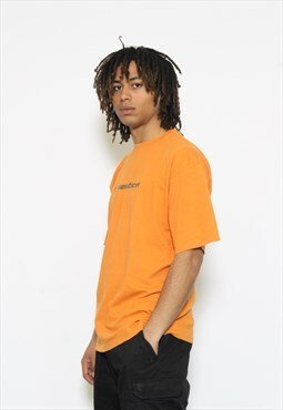 Vintage Reebok Spellout T Shirt