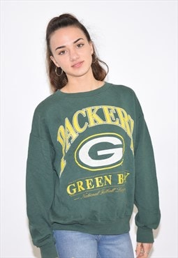 Vintage 90s Green Packers Sweatshirt