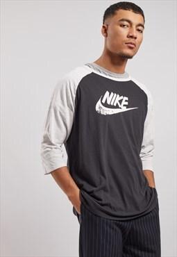 Vintage Nike 3/4 Length Sleeved Top