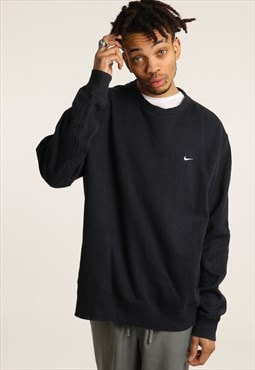 Vintage Nike Embroidered Logo Sweatshirt
