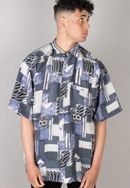 Vintage Pattern Shirt PTS166