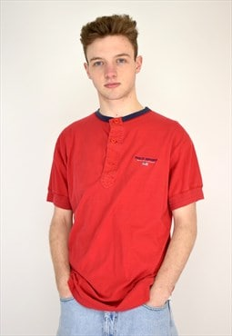 1/4 Button Polo Sport T