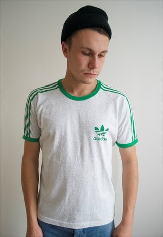 VINTAGE 80'S CLASSIC ADIDAS T-SHIRT