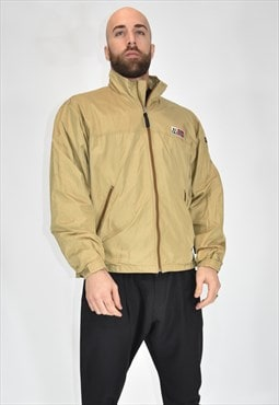 NAPAPJIRI beige nylon light jacket