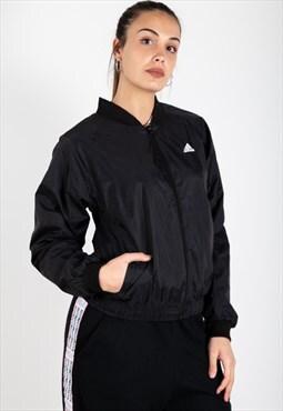 Vintage 80s Adidas Bomber Sport Jacket / S2526