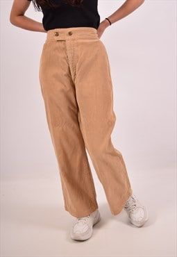 Vintage Lee Corduroy Trousers Brown