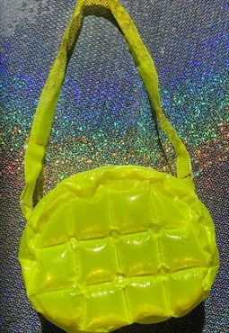 Inflatable Jelly Bubble Festival Bag