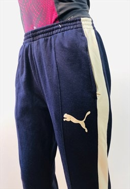 puma pants blue Sport jogger windbreaker