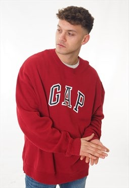 Vintage GAP Sweatshirt Red