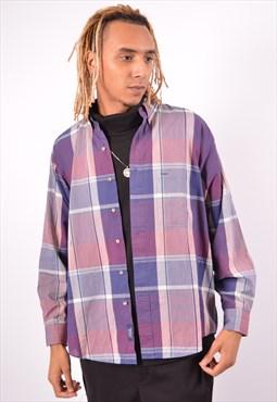 Vintage Gant Shirt Check Multi