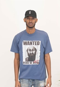 Osama Bin Laden Dead or Alive T-Shirt