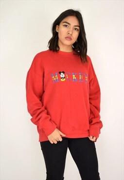 Vintage Mickey Sweatshirt