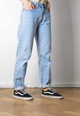 Vintage 90s Light Blue Jeans