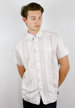 Vintage 90s Short Sleeve Shirt