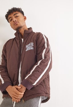 Vintage Nike Coat Brown