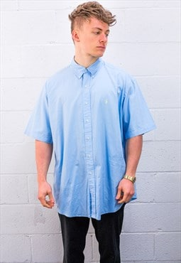 Vintage Ralph Lauren Shirt in Blue