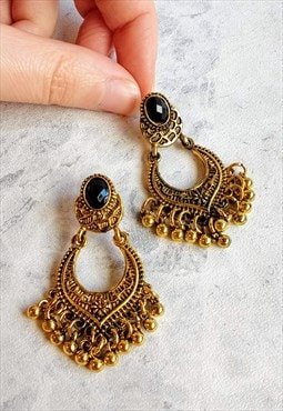Ethnic Boho Statement Earrings