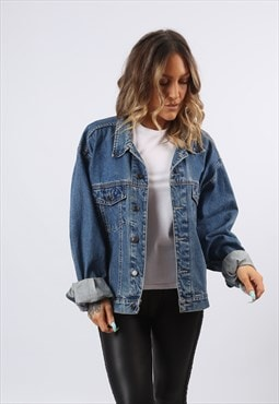 Denim Jacket COAST Oversized Fitted UK 18 (983X)