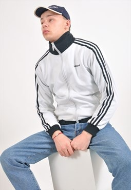 Vintage ADIDAS track jacket in white
