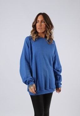 Sweatshirt Jumper Oversized PLAIN UK 18 XXL (BWCO)