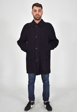 Aquascutum Of London Coat Blue