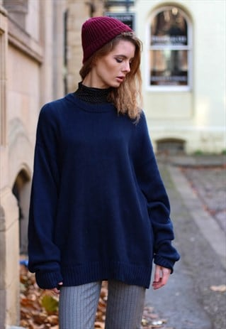 FISHERMAN KNIT JUMPER