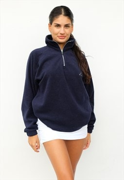 Vintage Kappa quarter zip fleece