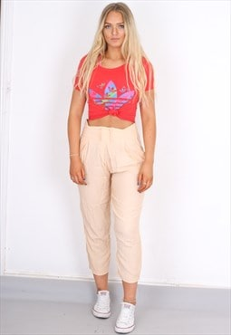 Vintage pink party pant