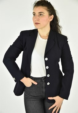 Vintage 90's Jones New York Black Blazer Size 4