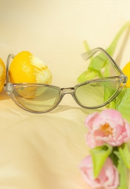 Half Moon Cat Eye Sunglasses