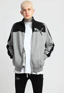 Vintage Puma zip-up Sweatshirt