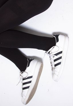 Vintage 90s Adidas Superstar Trainers UK6